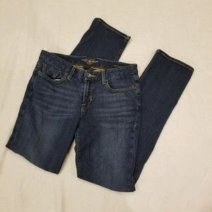 Lucky Brand womens jeans size 6, boot cut